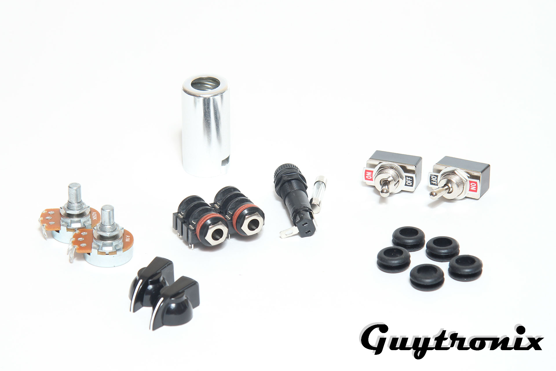 ardmore 8 watt tube amp kit