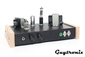 Guytronix low watt diy guitar tube amplifier kits guytronix tube amp kit gilmore jr with 2 watt mod solutioingenieria
