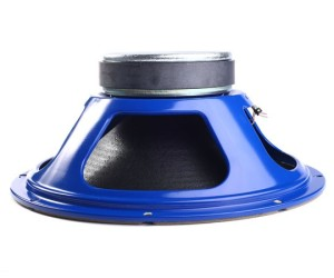 Weber British Series Blue Dog Ceramic Speaker